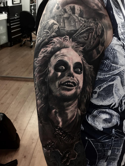 cult movie tattoos gallery � brighton tattoo convention