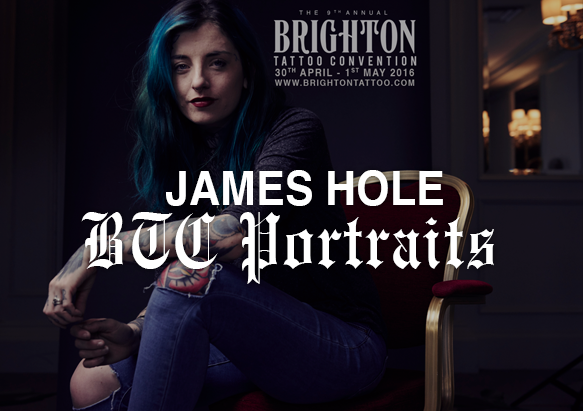 Brighton Convention Portraits
