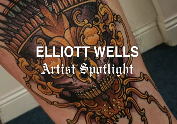 Elliott Wells – Artist spotlight