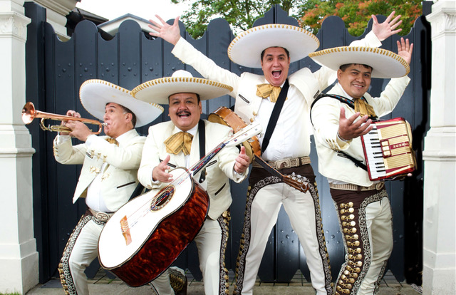 The Mariachis 2015- USE